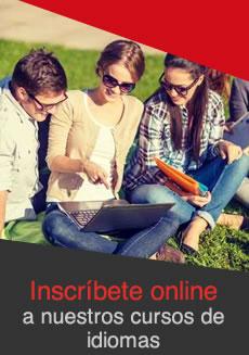 Incr�bete Online a Nuestros Cursos