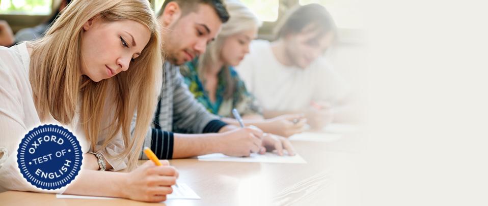 Preparación de exámenes oficiales OTE